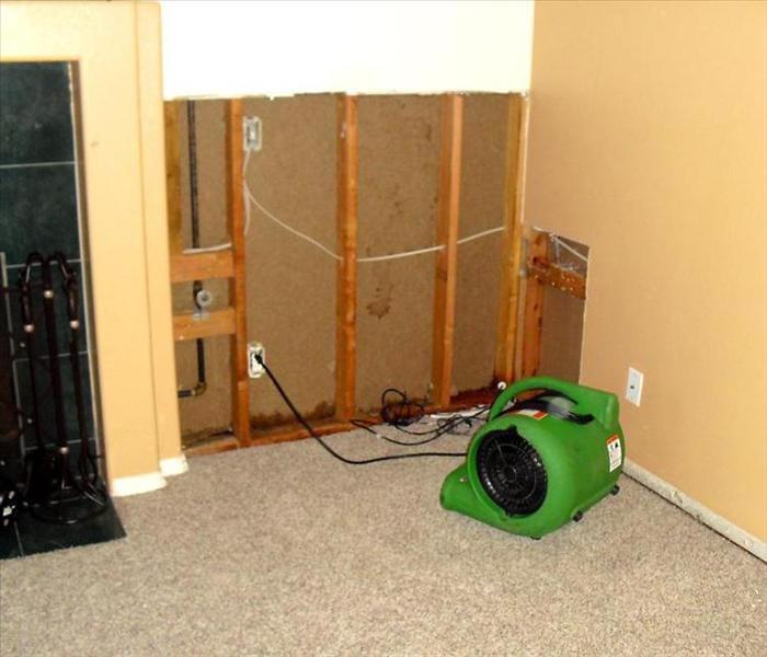 Water Restoration Inspection And Damage Assesment Servpro Of Idaho Falls