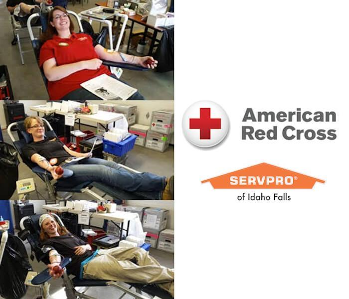 March American Red Cross Blood Drive 2016