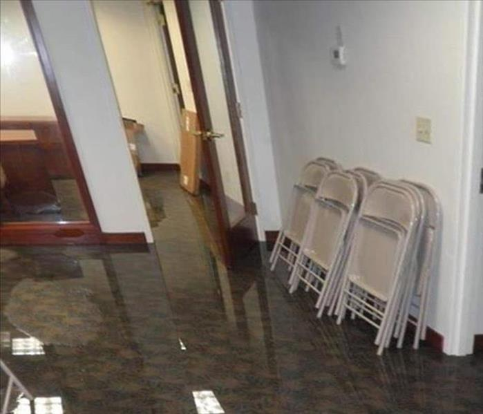 Idaho Falls Commercial Water Damage