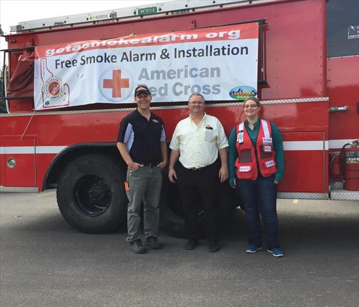 Smoke Detector and Alarm Install Ammon