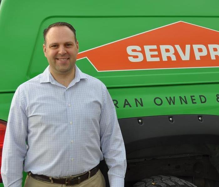 SERVPRO franchise owner