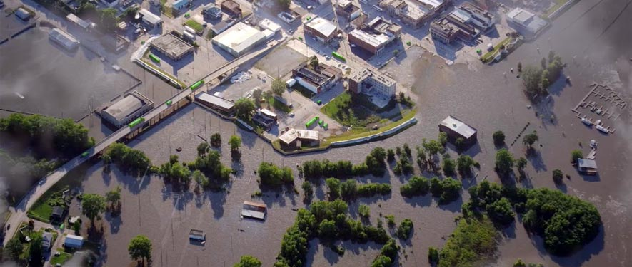 Idaho Falls, ID commercial storm cleanup